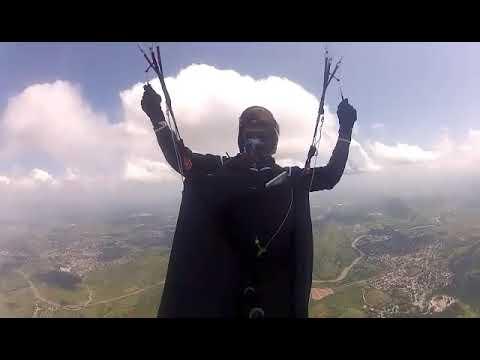 Voo de Parapente em Japeri!!! 26/01/2020