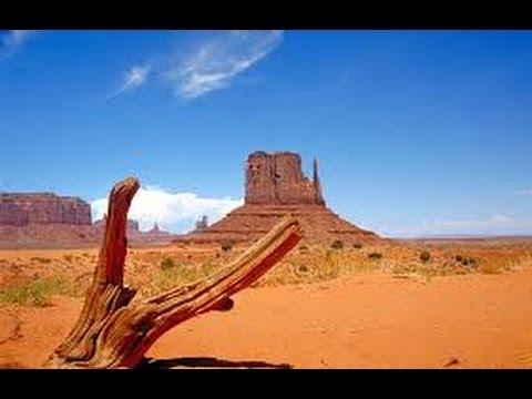 USA paysages des ParcsNationaux de Monument Valley et dArches  YouTube