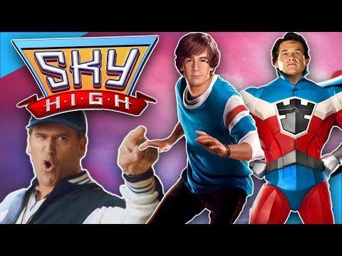 SKY HIGH: The BEST Superhero Movie! - Diamondbolt