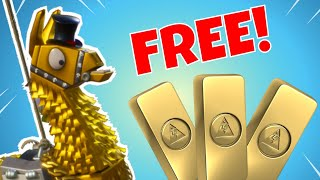 FREE Smorgasbord Llama! Patch 5.40 Update and News! Fortnite Save The World