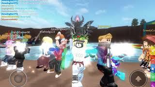 """Mocap Dancing """"Super Sync"""" badge attempt 1 -Roblox"""