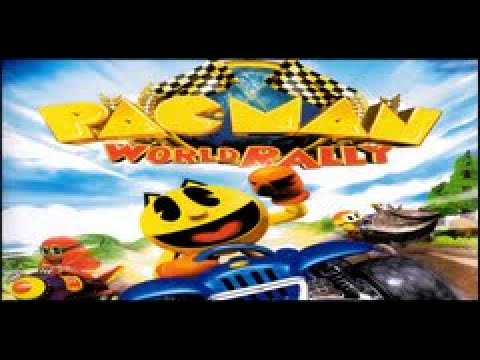 Pac-Man World Rally - HD Dolphin Gameplay - Gamecube