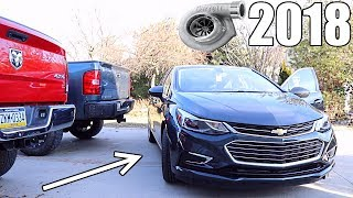 WHAT I HATE ABOUT THE 2018 CHEVROLET CRUZE