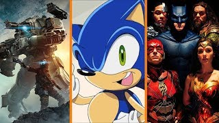 EA Gobbles Up Respawn + Sonic