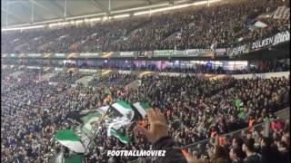 5.000 Gladbacher auf Schalke (FC Schalke 04 - Borussia Mönchengladbach 1:1)