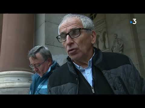 Saint-Etienne : interview de Georges Magan, victime du Père Peyrard