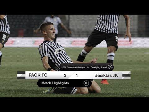 PAOK FC-Besiktas JK:
