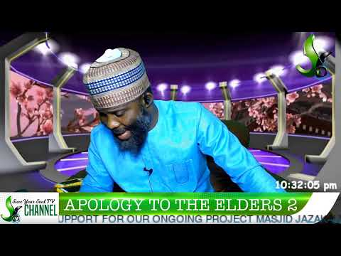 Download APOLOGY TO ELDERS