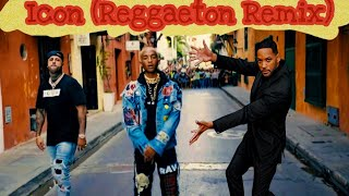Icon Reggaeton Remix Jaden Smith Ft Will Smith N Nicky Jam Icon Jadensmith Nickyjam Remix