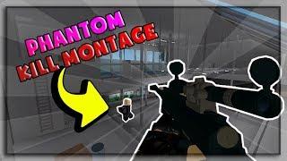 ROBLOX   PHANTOM KILL MONTAGE !!!   [Halloween] Phantom Forces