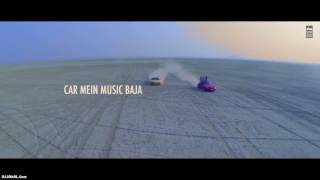 Car main music baja song