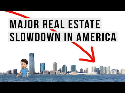 U.S. Housing Market RAPID Slowdown! The Fed Is Going To CRAS