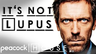 Every Time It's Not Lupus! | House M.D.