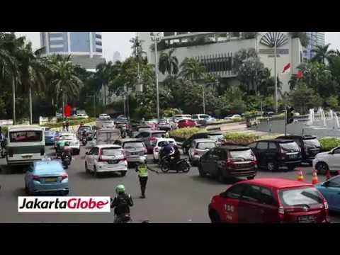 Jakarta's $7 Billion Traffic Problem