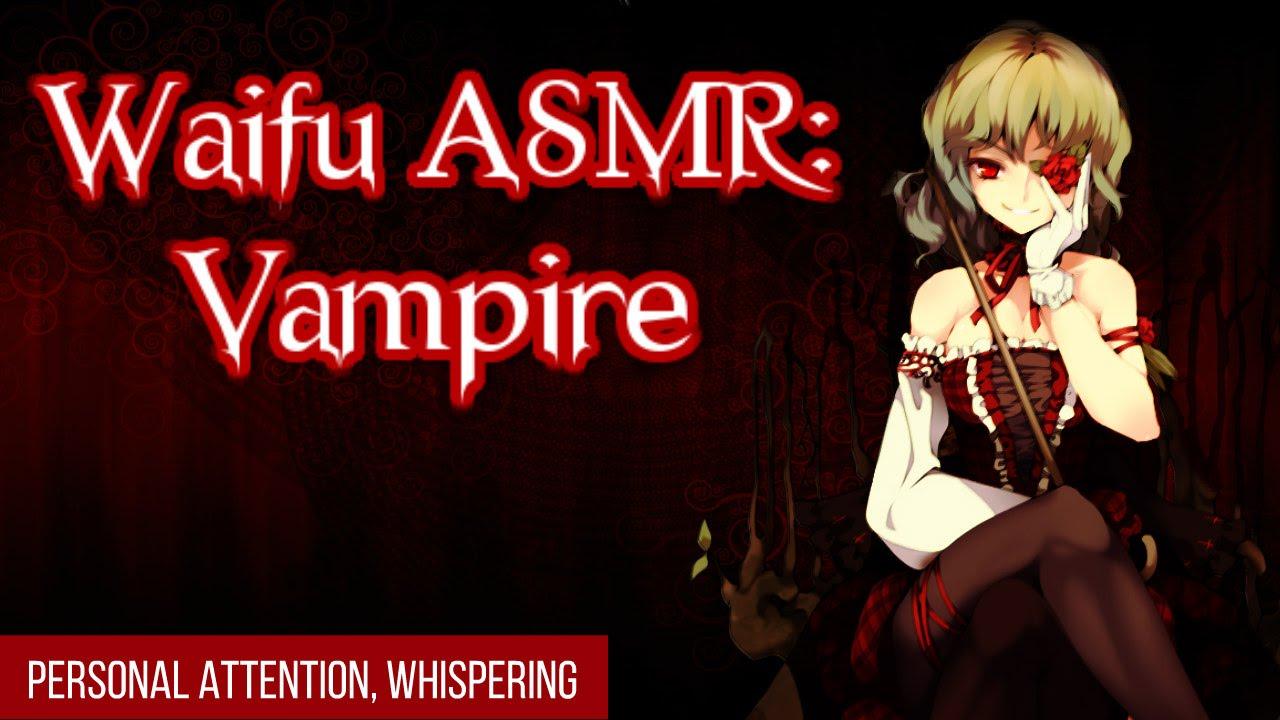 ♥ Waifu ASMR | Intro Roleplay | VAMPIRE |【ROLEPLAY / ASMR】♥