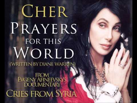 CHER NEW SONG 2017 PRAYERS FOR THIS WORLD