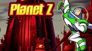Buzz Lightyear of Star Command (PC) (2000)  - Mission 13 - Planet Z