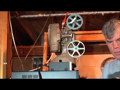 Retro Heaven: Ampro projector and Bell &...