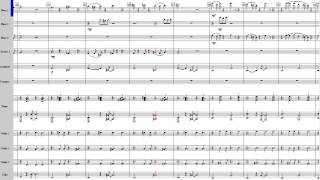 Maple Story Medley Orchestra with sheet music score/ 메이플스토리 BGM 메들리 오케스트라 악보