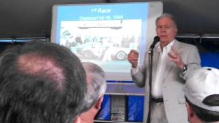 Peter Brock tells the story of the Development of the Shelby Daytona Coupe Part 1