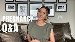 Pregnancy Q&A - Ann-Kathrin Götze
