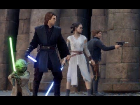 Star Wars Battlefront 2 Heroes Vs Villains 659 thumbnail