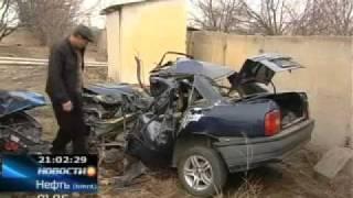 Крупная автокатастрофа в Южном Казахстане: 8 погибших