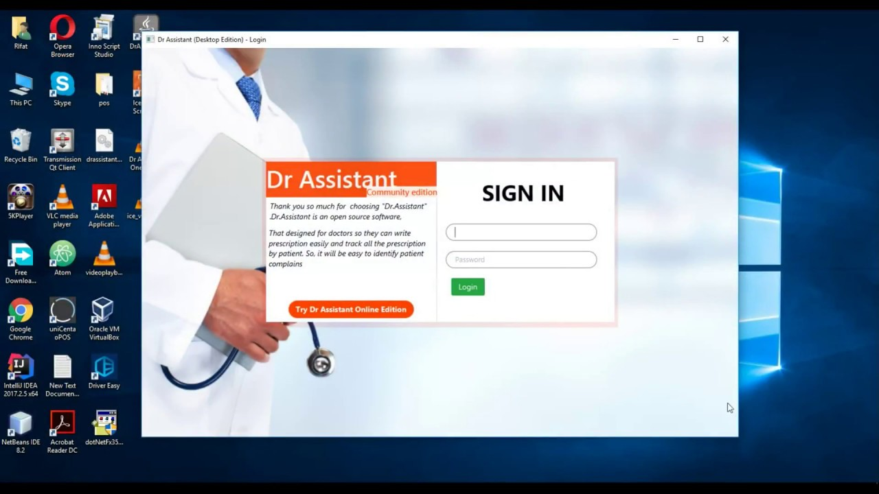 6d3d737500f JavaFx Project (Dr Assistant -Prescription writing   Patient Management  System)
