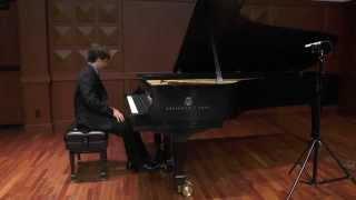Rachmaninoff - Prelude in B-flat Major, Op. 23, No. 2 - Sam Kinsey