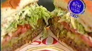 Fatburger 1998 Commercial