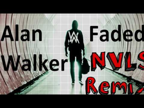 "Alan Walker - Faded (NVLS Remix) ""Progressive Bounce"""