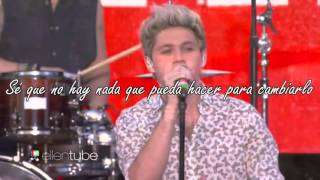 One Direction | Love You Goodbye | Traducida al español | Live