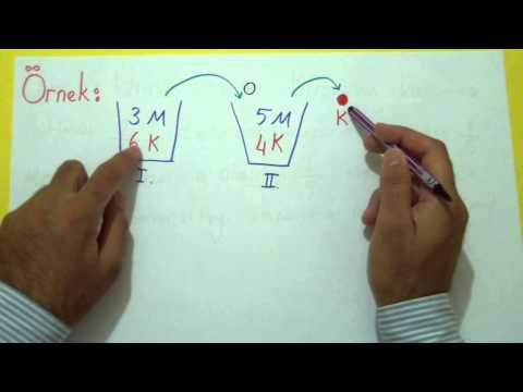 Olasılık 2 Şenol Hoca Matematik