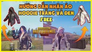 Pubg Mobile   Hướng Dẫn Nhận Áo Hoodie Trắng Và Đen Trong PUBG Mobile   Việt Thắng Gaming