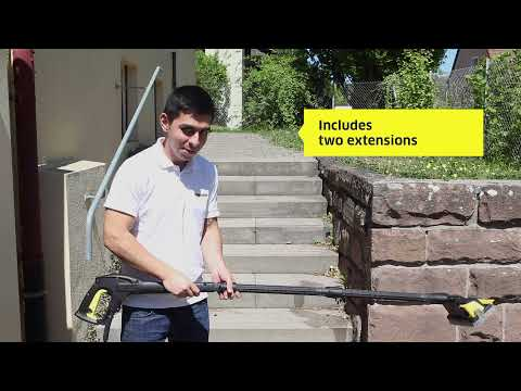 How to use the PS 30 Plus Power with your high pressure washer   Kärcher UK