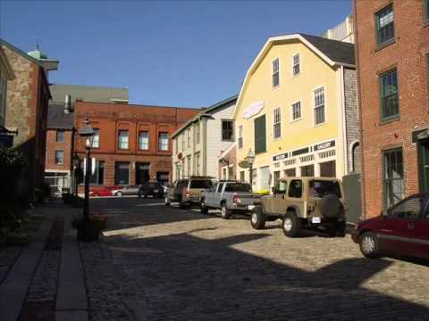 New Bedford, MA - USA Cityscapes