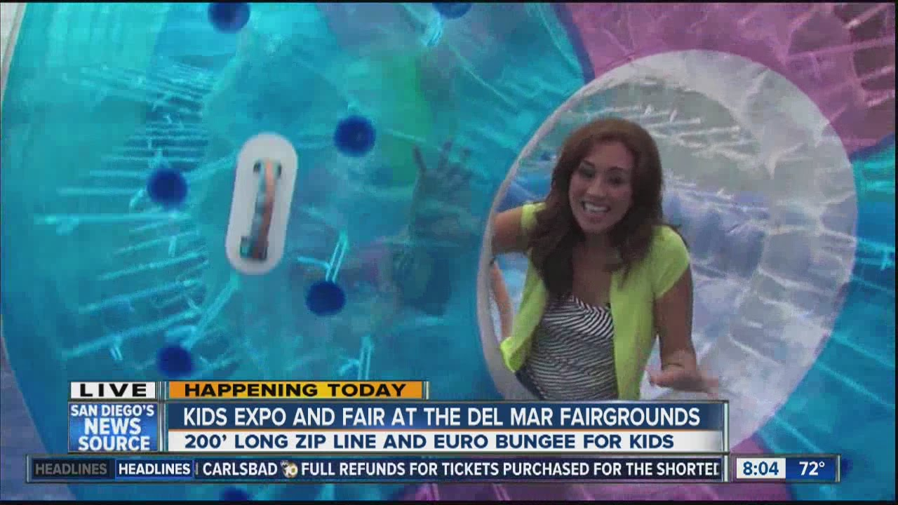 Kids Expo & Fair At The Del Mar Fairgrounds