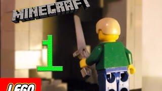 LEGO приключения в Minecraft