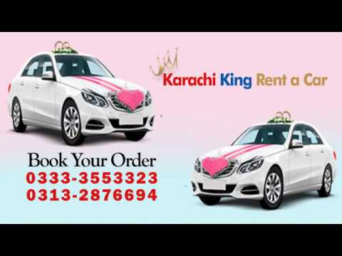 Karachi King Rent a Car(Video Promotion)
