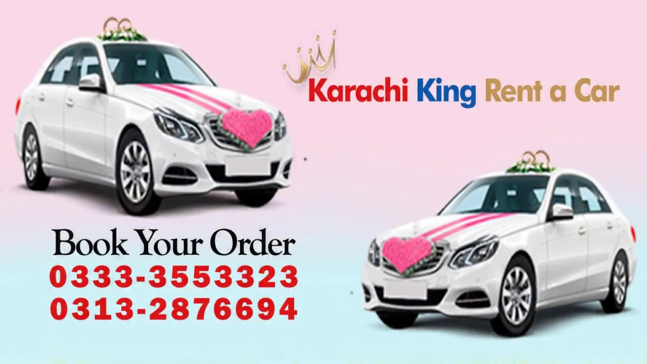 Karachi King Rent a Car(Video Promotion) - YouTube