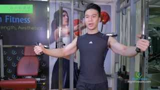 【入門健身教學】High Fitness: 胸大肌訓練Chest Workout