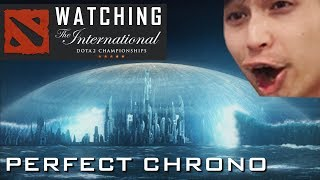 PERFECT CHRONO (For Enemy) | WATCHING TI8 (SingSing Dota 2 Highlights #1213)