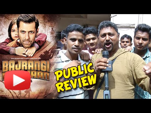Bajrangi Bhaijaan PUBLIC REVIEW | Salman Khan, Kareena Kapoor Khan, Nawazuddin Siddiqui