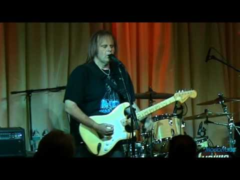 Walter Trout Live @ The Bull Run Restaurant 7/13/17