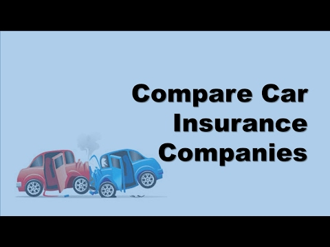 How to Compare Car Insurance Policies for the Best Deal   Compare Car Insurance Companies