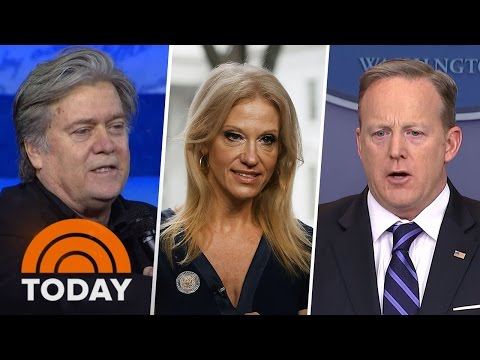 The Wealth Of President Trump's Administration And How Much Some Aides Are Worth | TODAY