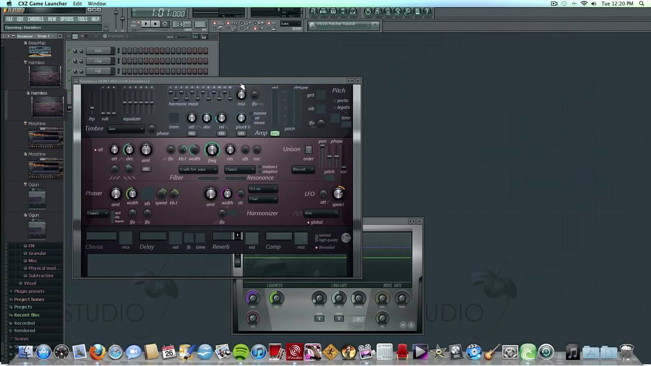 fruity loops mac yosemite