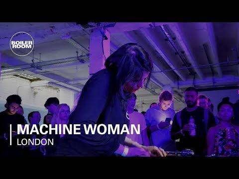 Machine Woman Mix   Boiler Room x Huawei London