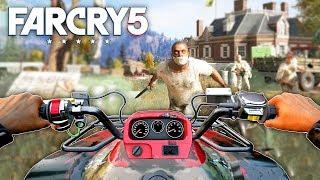 Far Cry 5 - MY HARDEST CHALLENGE YET! | (Far Cry 5 Free Roam) #28