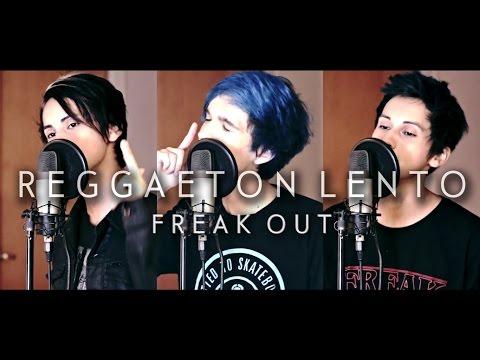 Freak Out - Reggaeton Lento (CNCO Pop Rock Cover)